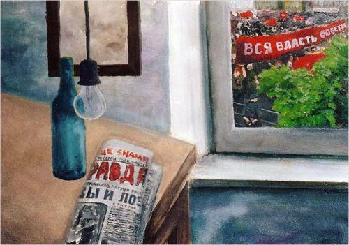 In may by Nickolai Barabanov