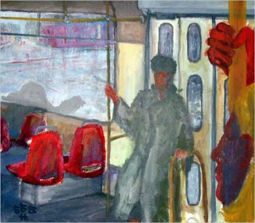 Red by Nickolai Barabanov